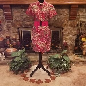 Liz Claiborne Silk Skirt Set
